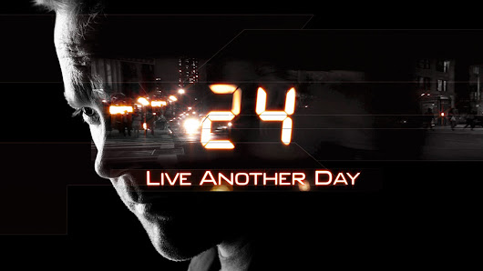 24: Live Another Day Countdown Clock