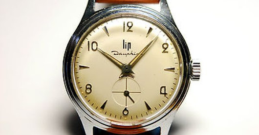 MONTRE ANCIENNE LIP DAUPHINE 1960 | Watch TIME are you ? | Pinterest | Lips and Luxury watches