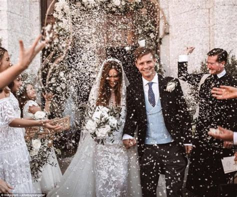 Robert Sangster's son marries Princess Eugenie's friend
