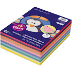 Pacon Rainbow Super Value Construction Paper Ream