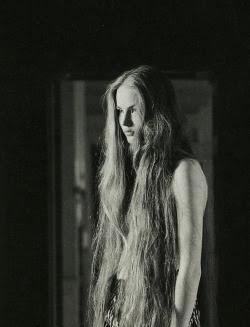 Ruslana Korshunova by Richard Bush