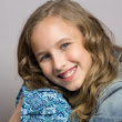 Pre Teen Modeling Headshots, Schaumburg, IL - Bourelle Photography