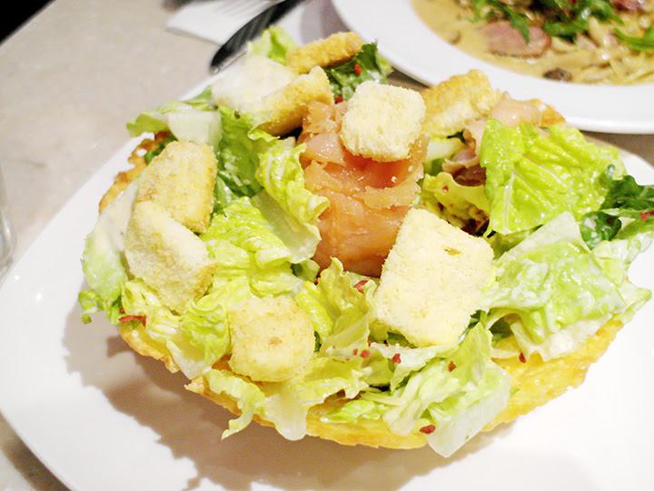 coffee club salad
