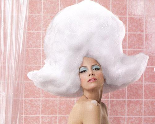 Resultado de imagem para imagens de cabelos lavados