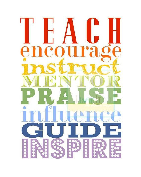 There are all kinds of teachers in our lives.Thank you to all who guide, instruct, mentor & inspire in ways big and small. :) #teacherappreciation   Visit the blog for full post. collegereadycoach.com