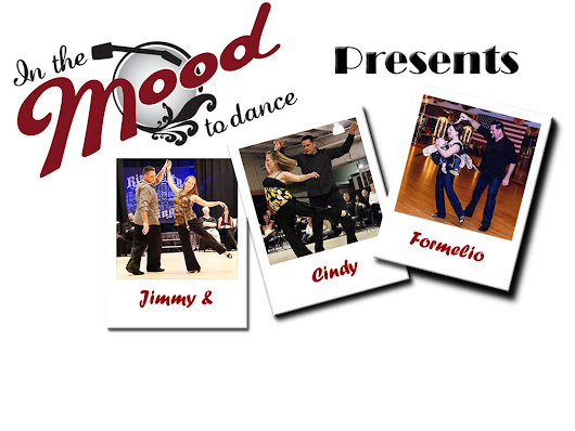In the Mood to Dance Intensive with Jimmy and Cindy Formelio by David Moody —  Kickstarter