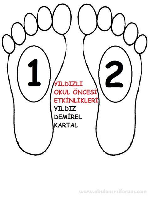 ayak izlerimle kalipli egitici oyunlar okul oencesi