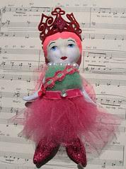 Sugar Cherry Mermaid Queen 2