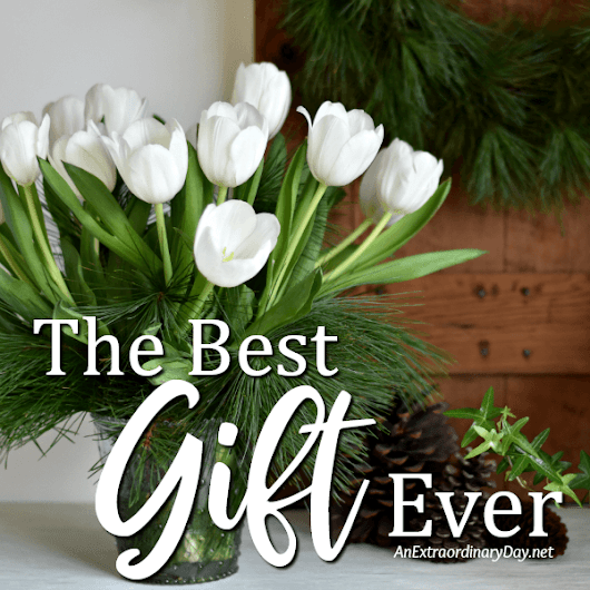 The Greatest Gift Ever | JoyDay!