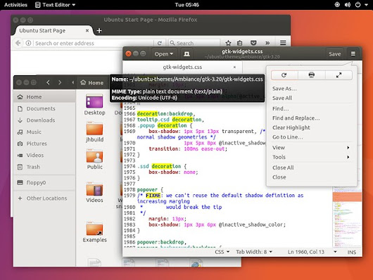 Ubuntu goes GNOME, theming stays. Let's test (and tune) it!