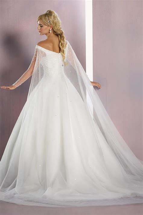 Elsa Wedding Dress from Alfred Angelo Disney Fairy Tale