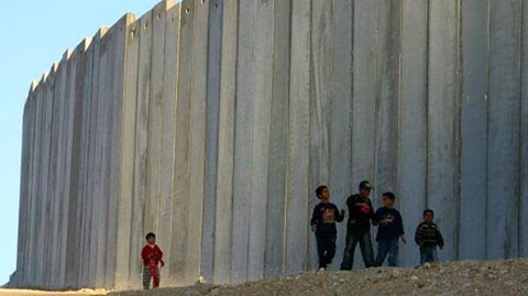 Seperation wall