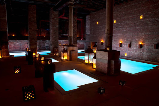 Escape Winter At NYC's Best Spas