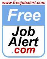 Link to FreeJobAlert.com (www.freejobalert.com) Job Alerts