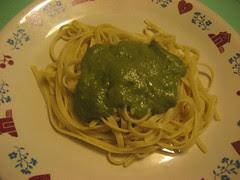 Day 43, July 13 - Pesto Pasta