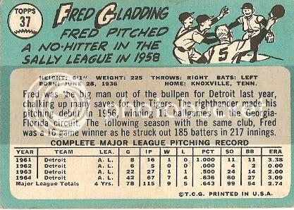 #37 Fred Gladding (back)