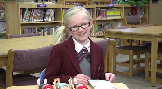 Second Graders React to Doll With Imperfections