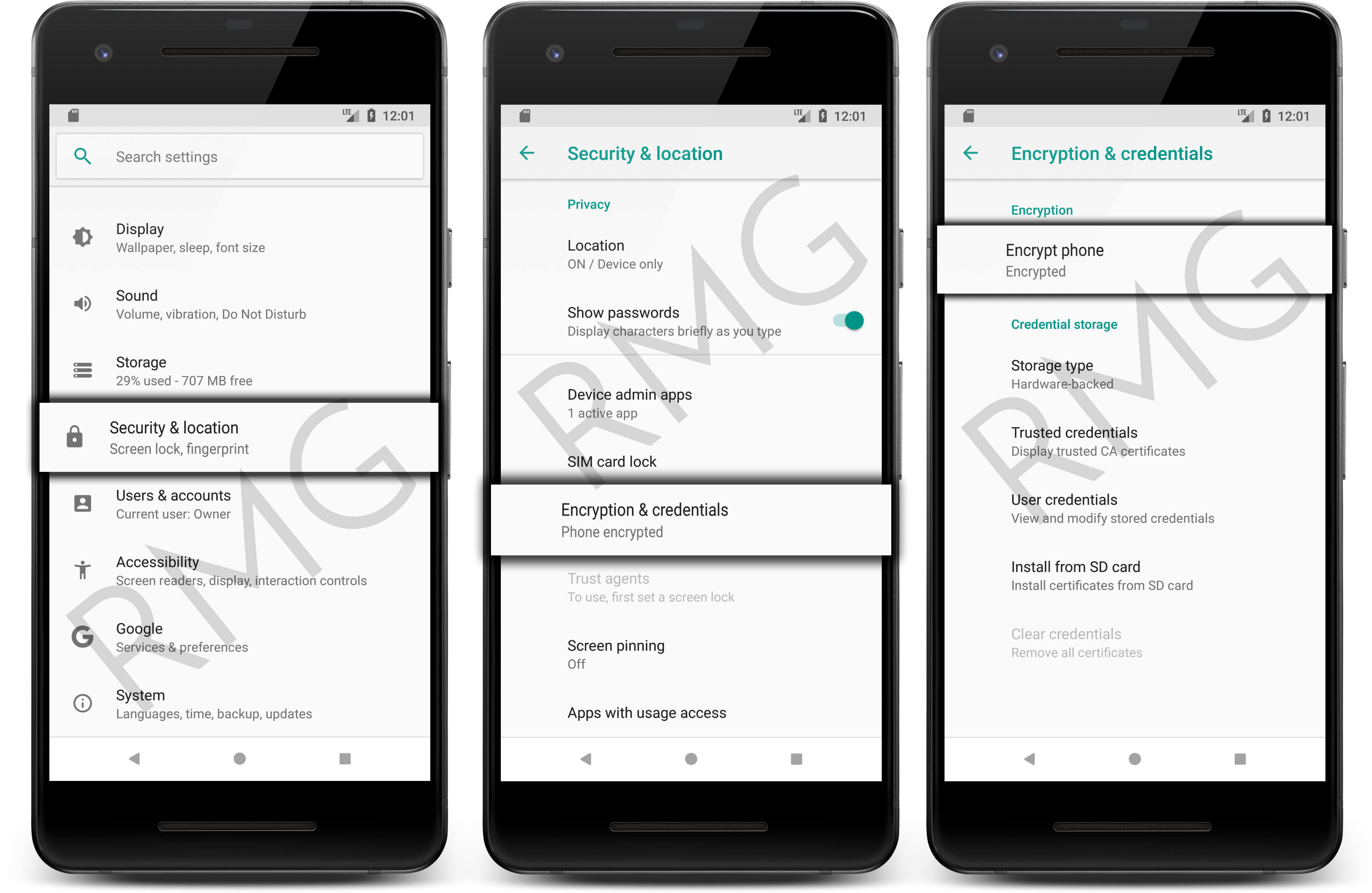 How to securely wipe data on your Android smartphone ...