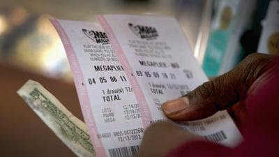 Mega Millions jackpot soars to $550 million to become 2nd largest
