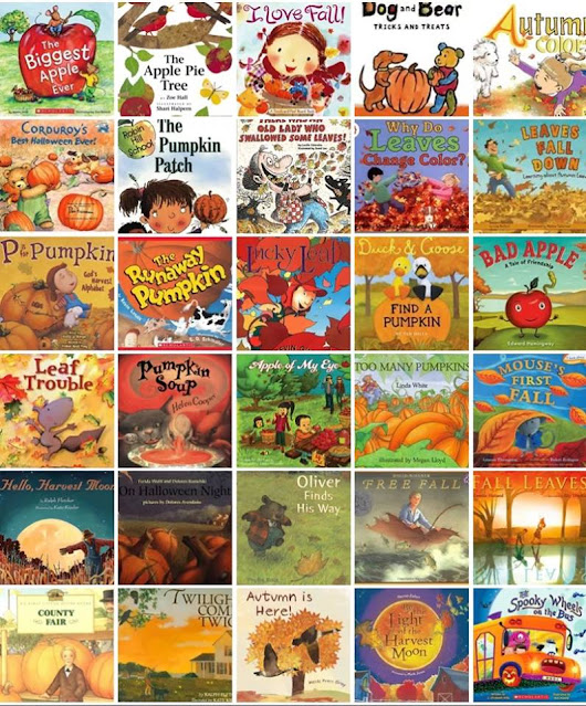 30 Fantastic Fall Books for Kids