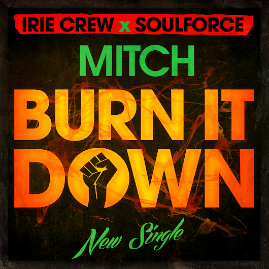 [Free Download] Mitch - Burn it down (SoulForce/Irie Crew Prod.)