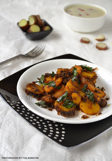 Sweet Potato Roast