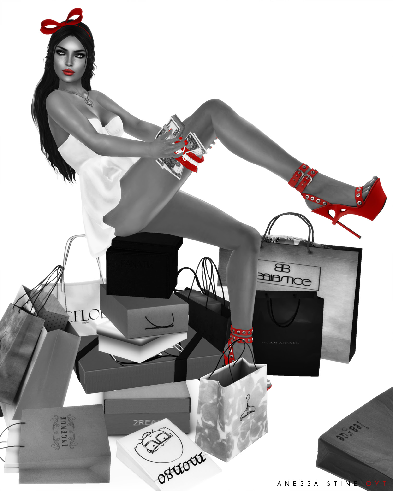 On Your Toes Blog: Retail Therapy