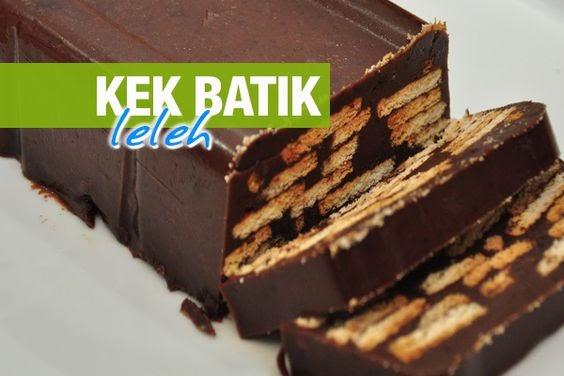 resepi kek coklat  mudah recipes pad Resepi Kek Coklat Vico Enak dan Mudah