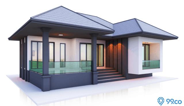 Kripu Blog's: Desain Rumah Type 36 Ada Mushola