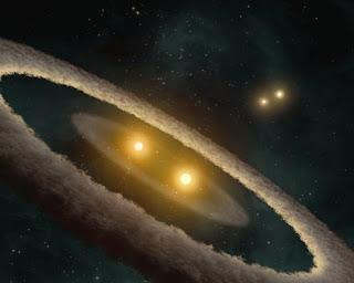 Planetas con 4 estrellas