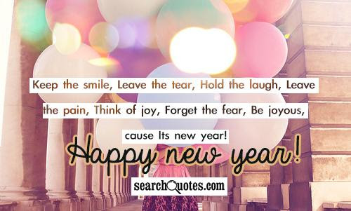 Happy New Year To My Baby Quotes Quotations Sayings 2019