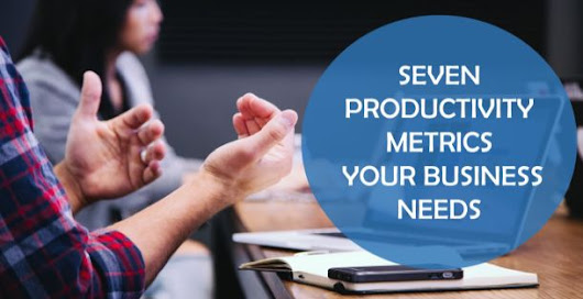 7 Productivity Metrics Examples & KPIs To Measure Performance And Outcomes