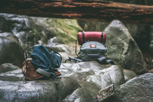 The Top 5 Camping Tips For Beginners That Will Help You - Backpackingman