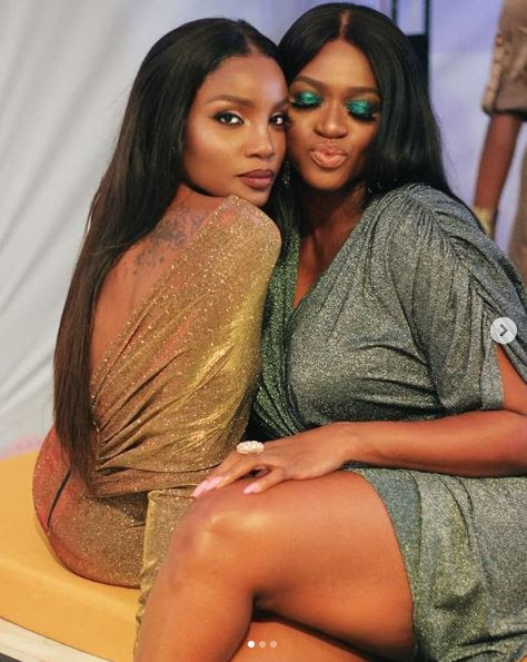 Singers Seyi Shay and Waje Captivate In Stunning Photos