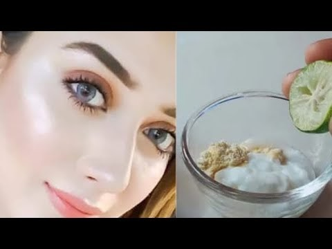 Magical 1 Day skin whitening facial challenge, get instant result at home