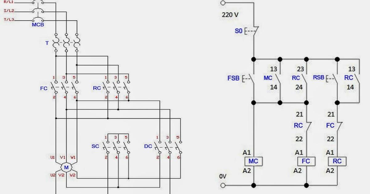 [41+] Single Phase Dol Starter Wiring Diagram Pdf