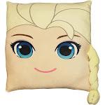 "Disney Disney's Frozen 24"" Square 3D Ultra Stretch Travel Cloud Pillow"