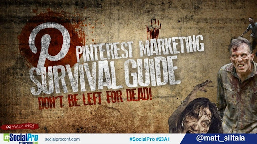 Pinterest Marketing Survival Guide