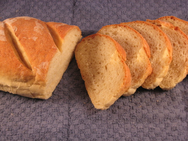 Traditional Artisan Style Baguette - Rustic French Bread ...