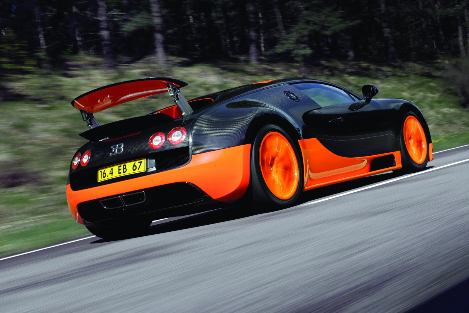 2011 Bugatti Veyron 16.4 Super Sport - Picture 367870 ...