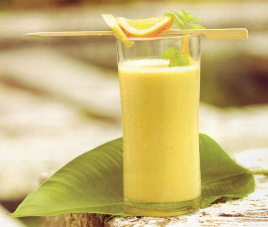 Top O' the Mornin' Smoothie Recipe - I Could Give A Fork