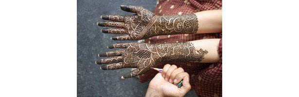 Black Henna Tattoo While Pregnant: The Daily Apple: Apple #680: Henna Tattoos