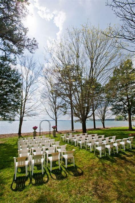 Weddings at Travis Pointe Waterfront Lake Norman NC   LAKE