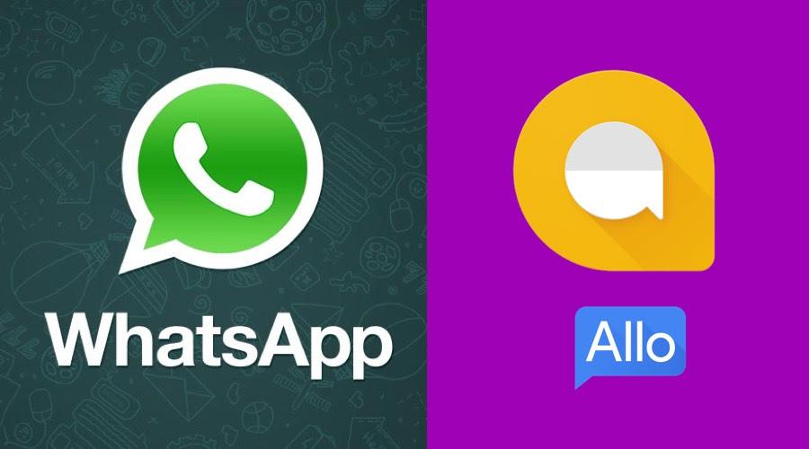 5 Reasons Google Allo Is Better Than WhatsApp, Really?