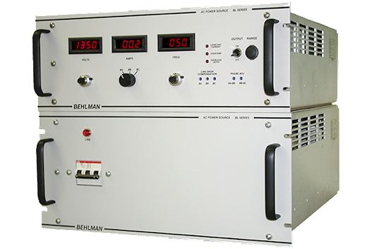 Behlman is a US Manufacturer of AC Power Supplies|Frequency Converters|Inverters|COTS|VPX|VME|Uninterruptible Power Supplies|Railroad Signal Sources