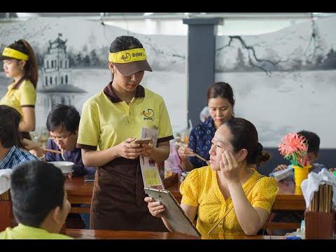 Phần mềm order bằng điện thoại cho quán trà chanh
