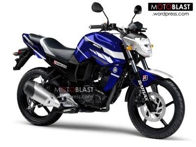 Modif Striping Yamaha Byson Versi MotoGP Edition MOTOBLAST