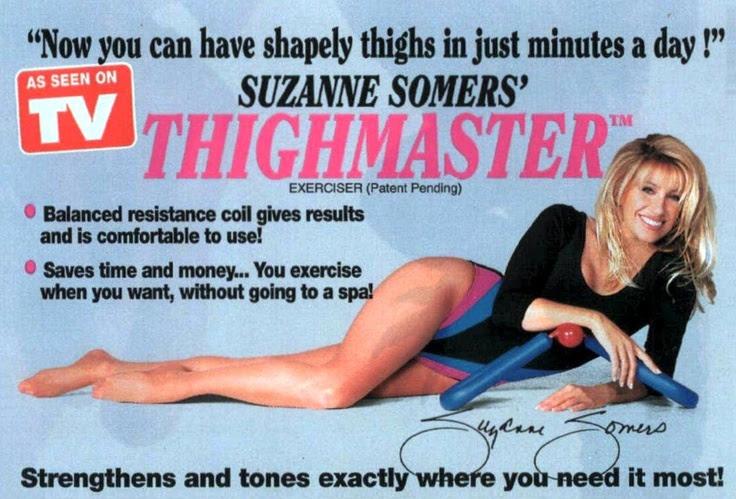 thigh master advertisement