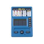 Trademark Games Electronic Handheld Slot Machine Game Red 886511587595