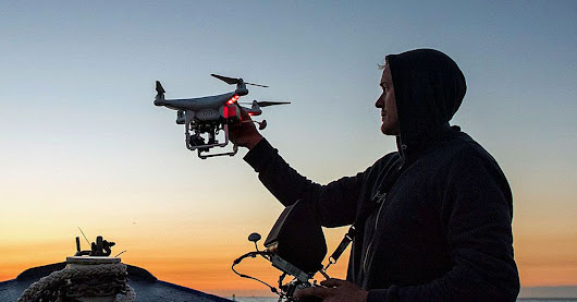 2016 will be the dawn of the drone age